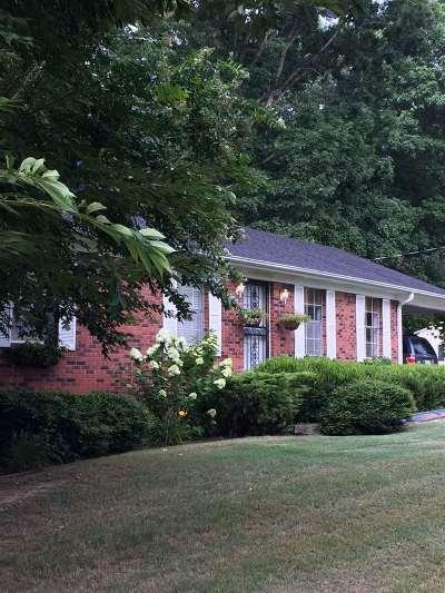Medina Single Family Home For Sale: 349 Key Senter Road