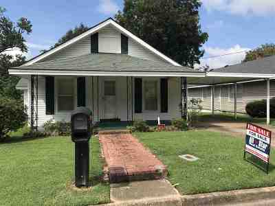 Dyersburg Single Family Home For Sale: 413 Fuller