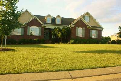Newbern Single Family Home Backup Offers Accepted: 2110 Crowne Ridge