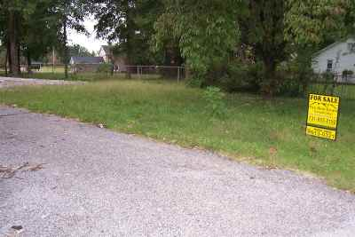 Milan TN Residential Lots & Land For Sale: $5,000