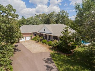 Trenton Single Family Home For Sale: 2007 S College