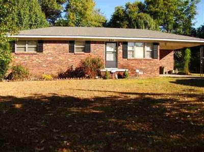 Dyersburg Single Family Home For Sale: 634 Drew