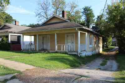 Jackson TN Multi Family Home For Sale: $20,000