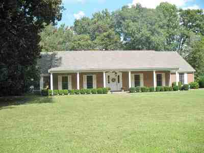 Dyersburg Single Family Home For Sale: 906 Cooper
