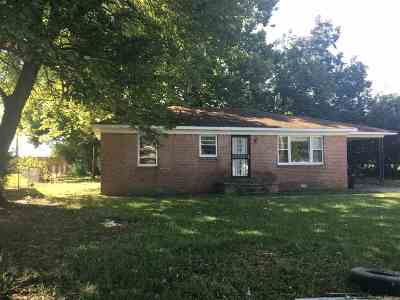 Single Family Home For Sale: 1500 Ingram
