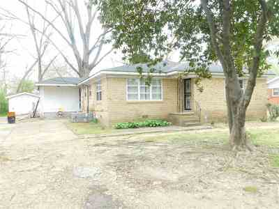 Hardeman County Single Family Home For Sale: 513 Wright