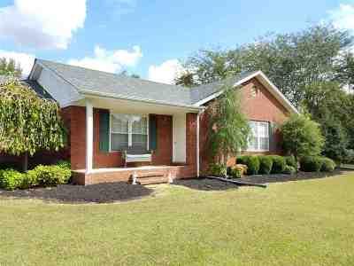 Trenton Single Family Home For Sale: 493 Milan
