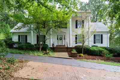 Jackson Single Family Home For Sale: 100 Watlington