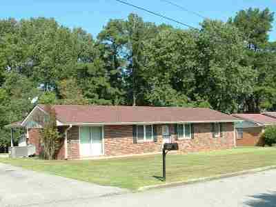 Trenton Single Family Home For Sale: 766 Oakview
