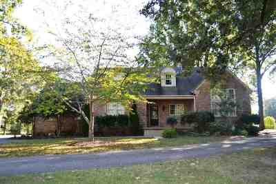Milan Single Family Home For Sale: 8020 S First