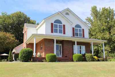 Lauderdale County Single Family Home For Sale: 548 Countryside
