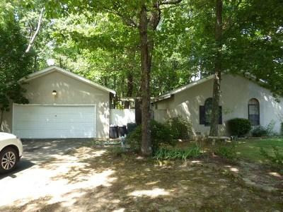 Jackson TN Single Family Home For Sale: $101,000