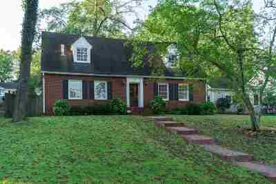 Jackson Single Family Home For Sale: 334 Crescent