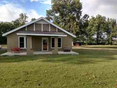 Trenton Single Family Home For Sale: 62 Alamo Hwy
