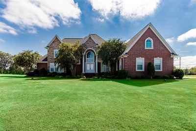 Carroll County Single Family Home For Sale: 2452 Us 77