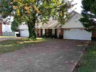 Jackson TN Multi Family Home For Sale: $142,500