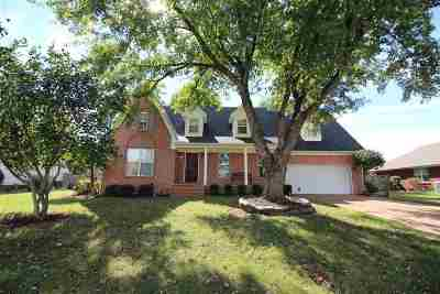 Jackson Single Family Home For Sale: 18 Forest Edge Cv