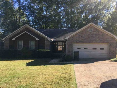 Weakley County Single Family Home Backup Offers Accepted: 112 Victoria