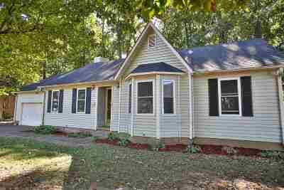 Jackson Single Family Home For Sale: 44 Craven