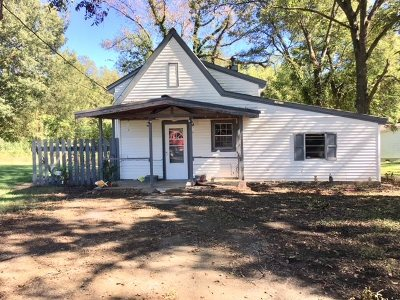 Crockett County Single Family Home Back On Market: 35 Hillcrest Dr