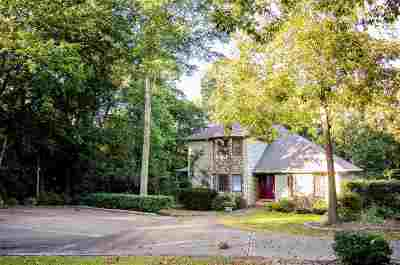 Dyersburg Single Family Home For Sale: 17 Maple Cir