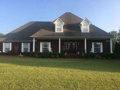 Newbern Single Family Home For Sale: 1107 Crowne Pointe