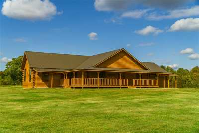 Obion County Single Family Home For Sale: 925 Cleve Duke Rd