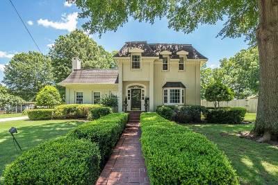 Trenton Single Family Home For Sale: 715 S High