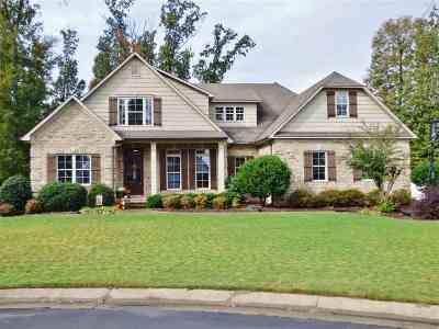 Jackson Single Family Home For Sale: 79 Breuington