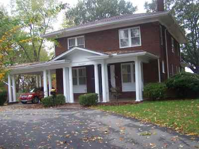 Jackson Single Family Home For Sale: 1356 Hollywood