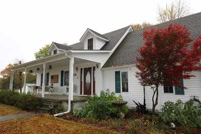 Single Family Home For Sale: 23 Gann Rd