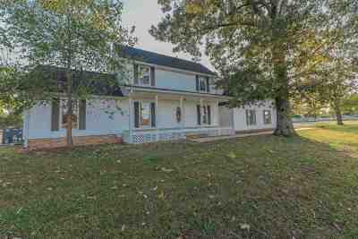 Jackson Single Family Home For Sale: 500 Hwy 412 E