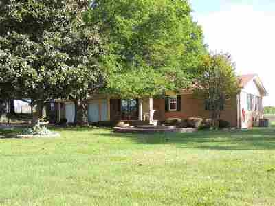 Newbern Single Family Home For Sale: 3137 Locust Grove