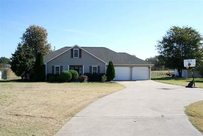 Newbern Single Family Home For Sale: 647 Red Bell Road