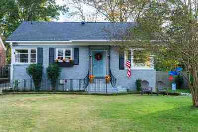 Jackson Single Family Home For Sale: 424 Division