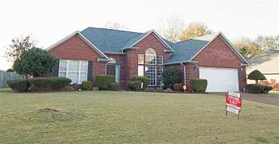 Jackson Single Family Home For Sale: 41 Starwood Cv