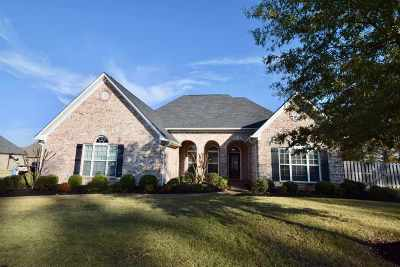 Jackson TN Single Family Home For Sale: $215,000