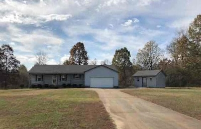 Jackson TN Single Family Home For Sale: $76,000