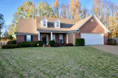 Jackson TN Single Family Home For Sale: $165,500