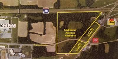 Commercial Lots & Land For Sale: N Ridgecrest @ Hwy 70 E