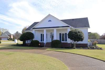 Jackson TN Single Family Home For Sale: $239,900
