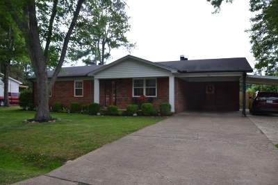 Jackson TN Single Family Home For Sale: $114,900
