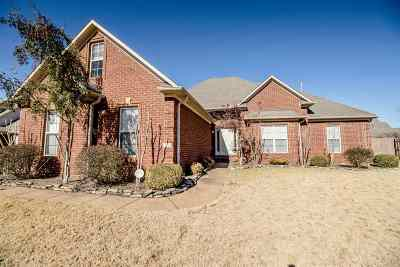 Medina Single Family Home For Sale: 210 Stone Ridge