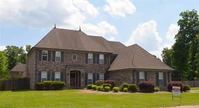 Jackson TN Single Family Home Back On Market: $259,900