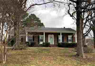 Jackson Single Family Home For Sale: 103 Duncan