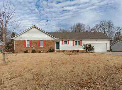 Jackson TN Single Family Home For Sale: $127,500