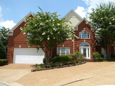 Jackson TN Single Family Home Back On Market: $299,900