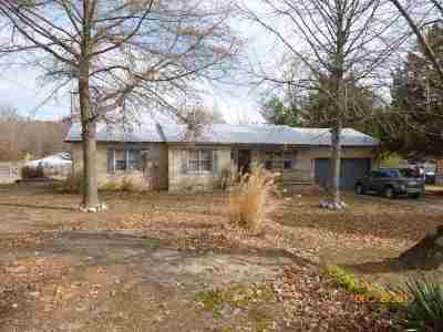 Trenton Single Family Home For Sale: 121 Trenton Hwy