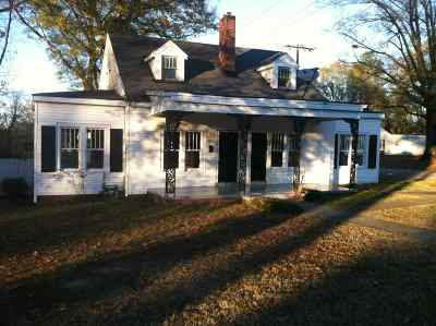 Jackson TN Multi Family Home For Sale: $39,000