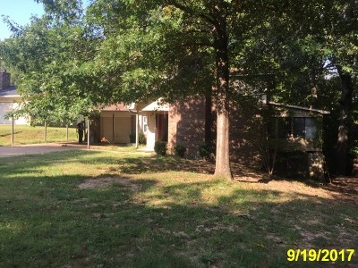 Jackson TN Single Family Home For Sale: $49,500